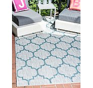 Link to Unique Loom 9' x 12' Outdoor Trellis Rug