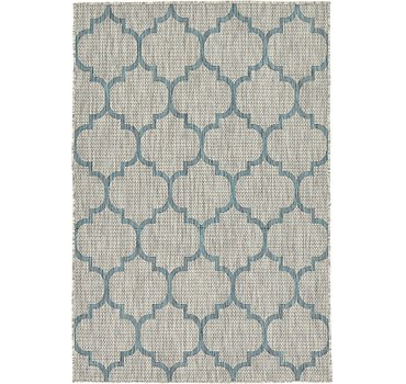 122x183 Outdoor Trellis Rug