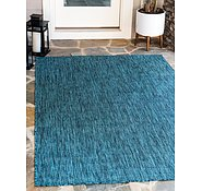 Link to Unique Loom 8' x 11' 4 Outdoor Rug
