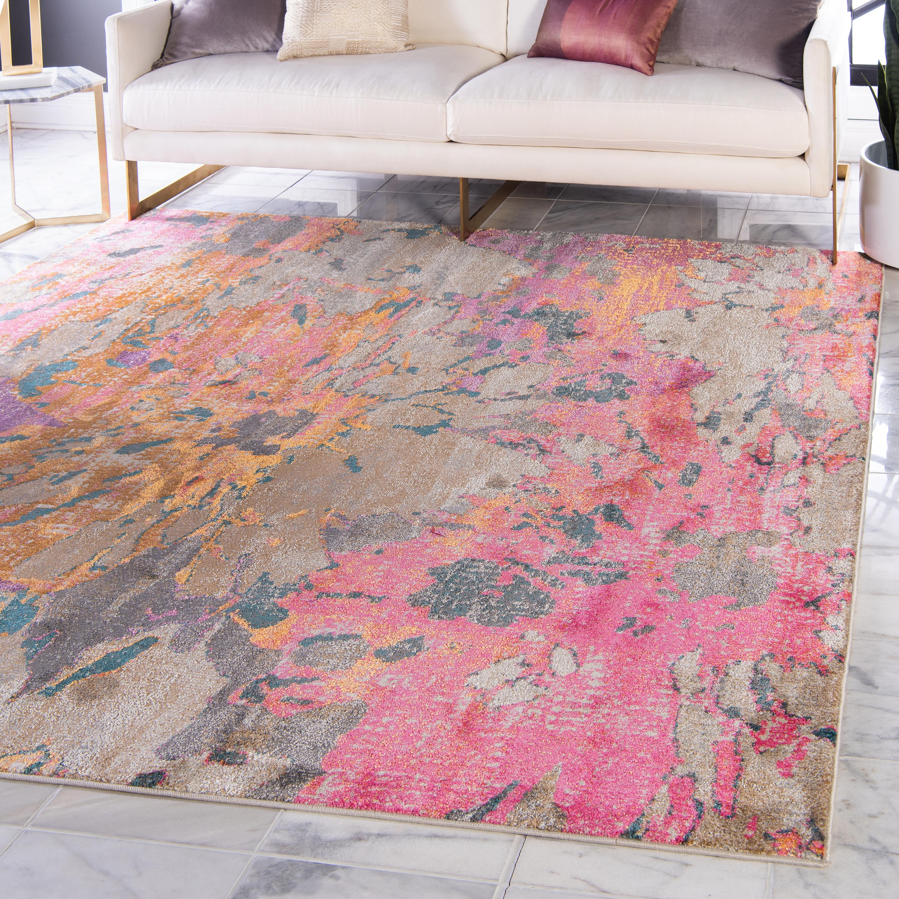 Aria Square Rug Irugs Uk