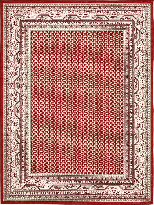 Red 9 X 12 Tribeca Rug Area Rugs Irugs Uk