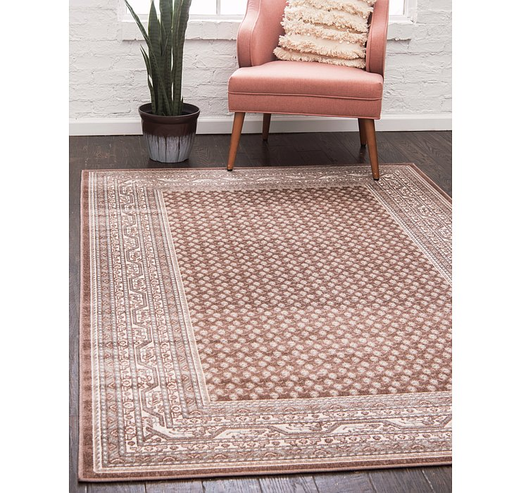 Brown SoHo Rug