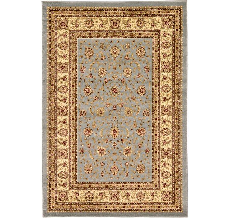 6' x 9' Classic Agra Rug