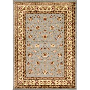 8' x 11' 4 Classic Agra Rug