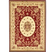 Link to 245cm x 345cm Classic Aubusson Rug
