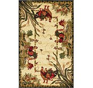 Link to 3' 3 x 5' 3 Country Rug