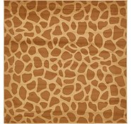 Link to 6' x 6' Safari Square Rug
