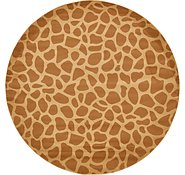 Link to 245cm x 245cm Safari Round Rug