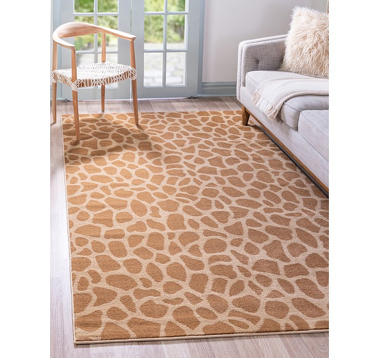 Yellow Savannah Rug