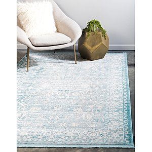 Unique Loom 8' x 11' 4 New Classical Rug