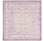 Link to Unique Loom 8' x 8' New Classical Square Rug