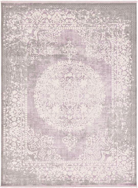 Purple 275cm X 365cm New Vintage Rug Area Rugs Au Rugs