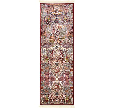 99x300 Kashmar Design Rug