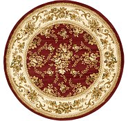 Link to 5' x 5' Classic Aubusson Round Rug