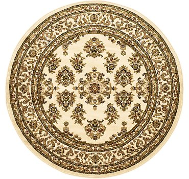 152x152 Isfahan Design Rug