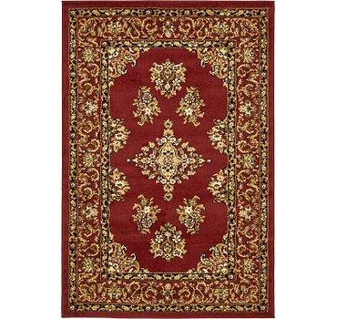 99x152 Isfahan Design Rug