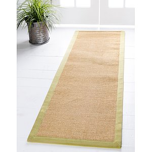 Unique Loom 2' 5 x 10' Sisal Runner Rug