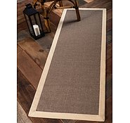 Link to Unique Loom 2' 5 x 10' Sisal Runner Rug