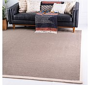 Link to Unique Loom 8' x 8' Sisal Square Rug