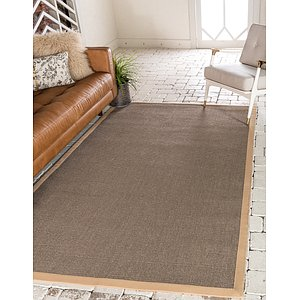 Unique Loom 9' x 12' Sisal Rug