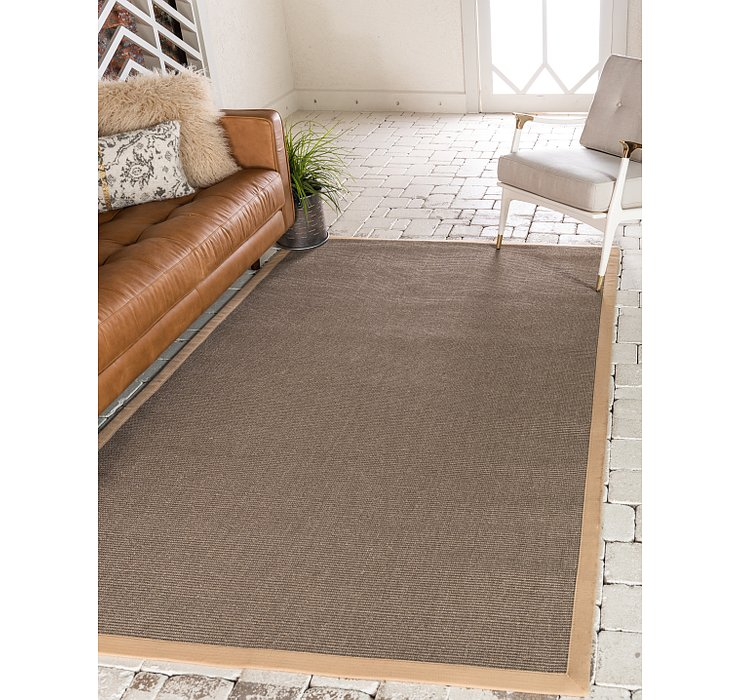 Unique Loom 7' x 10' Sisal Rug