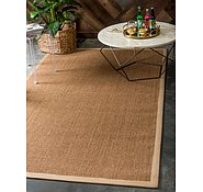 Link to Unique Loom 6' x 9' Sisal Rug