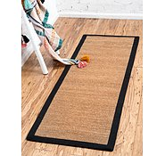 Link to 2' 5 x 10' Sisal Runner Rug