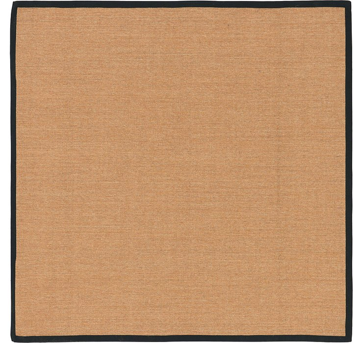 8' x 8' Sisal Square Rug