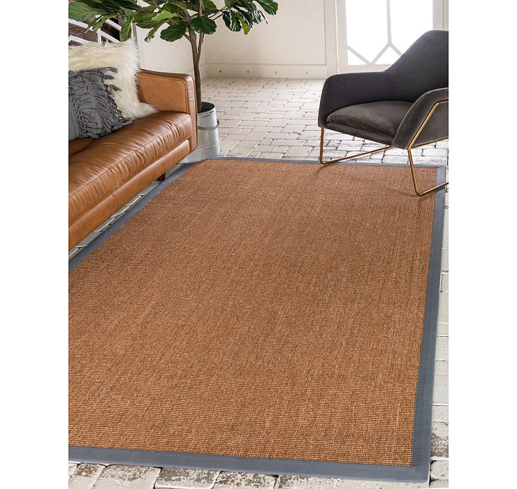 Unique Loom 6' x 9' Sisal Rug