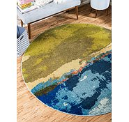 Link to Unique Loom 6' x 6' Estrella Round Rug