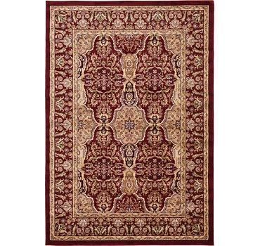 213x305 Isfahan Design Rug