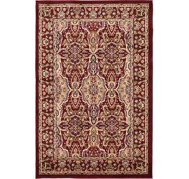 122x183 Isfahan Design Rug