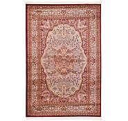 Link to 6' 7 x 9' 6 Mashad Design Rug