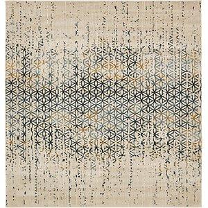 Unique Loom 6' x 6' Chimera Square Rug