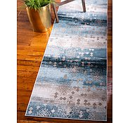 Link to 3' x 10' Mirage Runner Rug