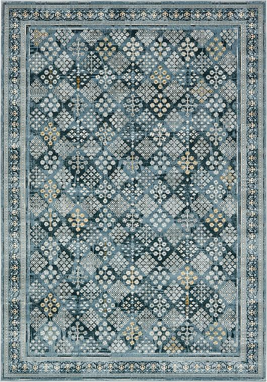 Dark Blue 8 X 11 2 Montreal Rug Area Rugs Irugs Uk