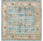 Link to 6' x 6' Montreal Square Rug