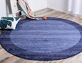 Unique Loom 8' x 8' Del Mar Round Rug thumbnail image 3