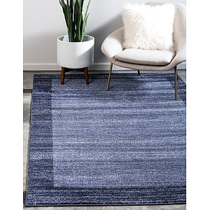 Unique Loom 7' x 10' Del Mar Rug