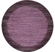 Link to Unique Loom 6' x 6' Del Mar Round Rug