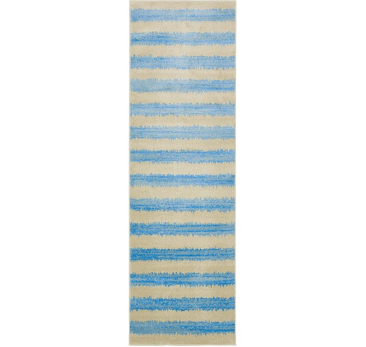 3' x 10' Dimensions Runner Rug