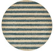 Link to 245cm x 245cm Dimensions Round Rug