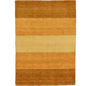 Link to 4' 7 x 6' 4 Indo Gabbeh Rug