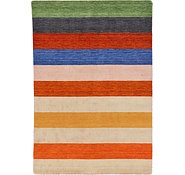 Link to 5' 2 x 7' 5 Indo Gabbeh Rug