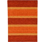 Link to 4' 7 x 6' 5 Indo Gabbeh Rug