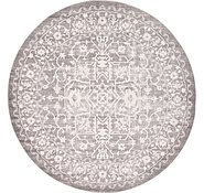 Link to Unique Loom 8' x 8' New Classical Round Rug