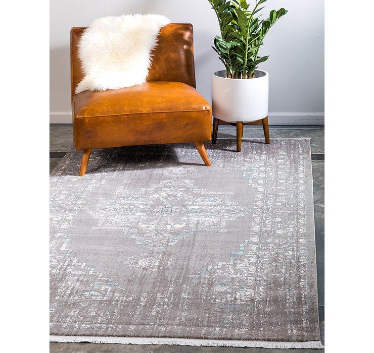 Unique Loom 7' x 10' New Classical Rug
