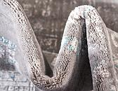 2' 7 x 10' Modern Classical Runner Rug thumbnail image 4