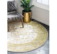 Link to Unique Loom 6' x 6' New Classical Round Rug