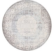 Link to 6' x 6' New Vintage Round Rug